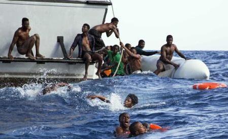 Frontex: Numărul migranţilor ilegali sosiţi pe mare în Spania va creşte în acest an faţă de 2017