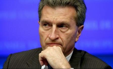 Günther Oettinger: Unele țări vor trebui să contribuie mai mult la bugetul UE după Brexit