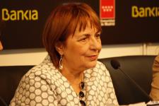 Gabriela Adameșteanu la Madrid: o cronică cât o consacrare