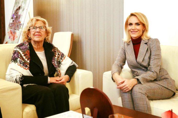 Gabriela Firea şi primarul oraşului Madrid au stabilit crearea de grupuri de lucru în domeniul mobilităţii urbane şi turismului