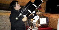 Galaţi: Un adolescent din comuna Schela a descoperit patru stele variabile