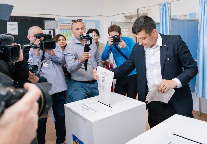 George Simion, plângeri la DNA: UDMR a luat multe voturi în judeţe în care nu sunt etnici maghiari