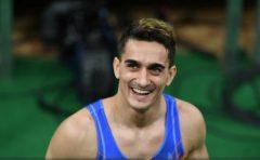 Gimnastică artistică: Marian Drăgulescu, medaliat cu bronz la sol, în Cupa Mondială de la Doha