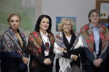 Guvern: Primarul general al Madridului, în vizită la Ţăndărei; a fost demarat un proiect pentru integrarea romilor