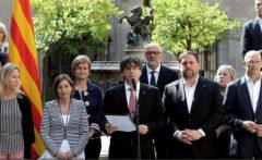 Guvernul spaniol promite că va bloca orice referendum privind independența Cataloniei