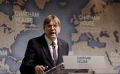 Guy Verhofstadt: Donald Trump este o amenințare pentru Uniunea Europeană