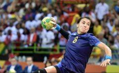 Handbal: Cristina Neagu, aleasă cea mai bună jucătoare a lumii în 2016 (IHF)