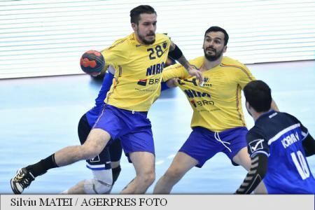 Handbal masculin: România, calificată în ultimul tur al preliminariilor Campionatului European din 2018