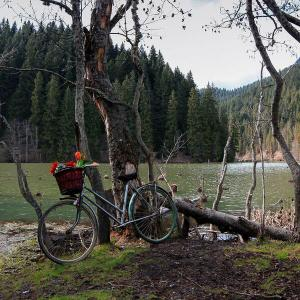 Harghita: 'Biking in Romania', un proiect inedit de promovare a țării noastre