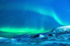 Hunedoara: Avram Iancu a plecat la ultramaratonul de la Cercul Polar de Nord