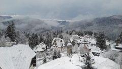 INS: Creşteri cu 9,6% ale numărului de înnoptări şi sosiri în unităţile de cazare din România, în ianuarie