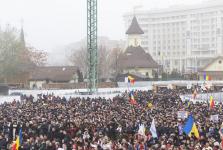 ISU Bucureşti-Ilfov: 105 persoane asistate medical, la Catedrala Mântuirii Neamului