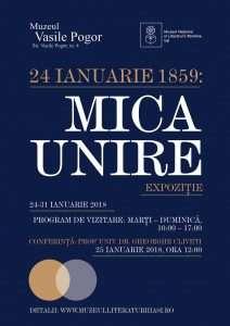 Iaşi: Expoziţie aniversară dedicată Micii Uniri, organizată de Muzeul Naţional al Literaturii Române