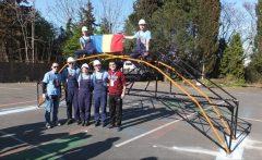 Iași: Locul doi pentru o echipă de la TUIAȘI, la Concursul internațional de poduri pentru studenți