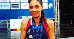 Ibiza: Aur și argint pentru Antoanela Manac la Campionatele Europene de Triatlon Multisport