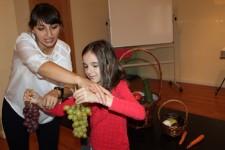 """Inaugurarea proiectului """"Școala de Sâmbătă"""" la Ambasada României de la Madrid"""