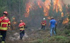 Incendii în Portugalia: Ministrul de interne a demisionat, pe fondul criticilor față de reacția autorităților