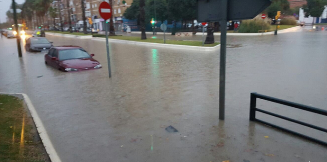 Inundații Málaga: O tânără româncă și-a pierdut viața în Estepona