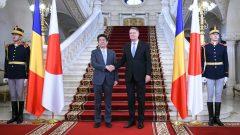 VIDEO Iohannis: Am decis ca relaţia dintre România şi Japonia să fie ridicată la nivel de parteneriat strategic