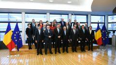 Iohannis: Avem o problemă majoră cu Legile Justiţiei şi cu Codurile penale în România; soluţia e la noi