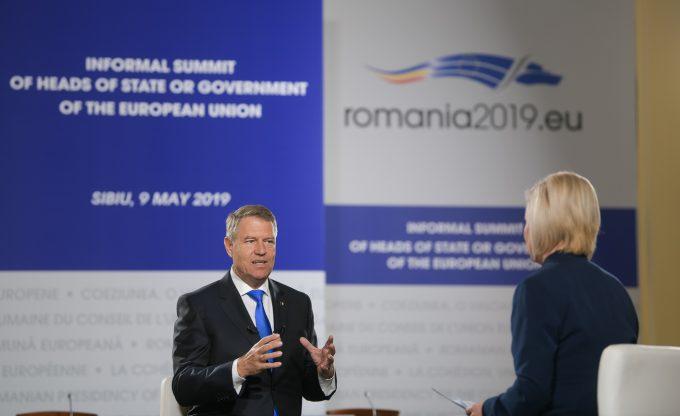 Iohannis: Există în continuare forţe politice ai căror lideri vor să se situeze deasupra legii