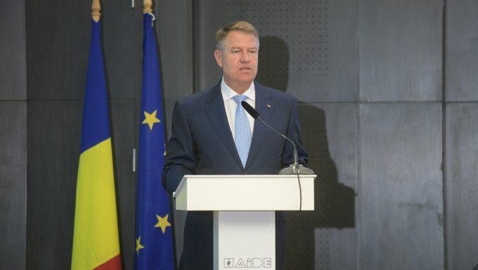 Iohannis: La alegerile din 26 mai românii au transmis un mesaj clar proeuropean