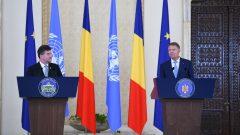 Iohannis: Mutarea ambasadei din Israel ar anula orice şansă ca România să devină membru nepermanent în Consiliul de Securitate