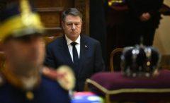 Iohannis: Prin tot ceea ce a facut, Mihai I și-a pus întreaga viață în slujba națiunii române