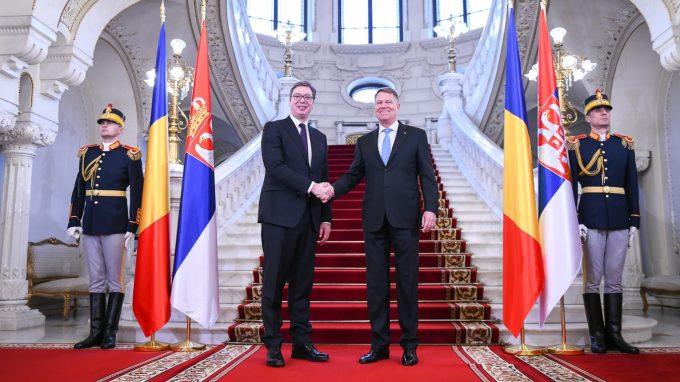 VIDEO: Iohannis - Relaţiile dintre România şi Serbia sunt foarte bune şi vor fi mai bune