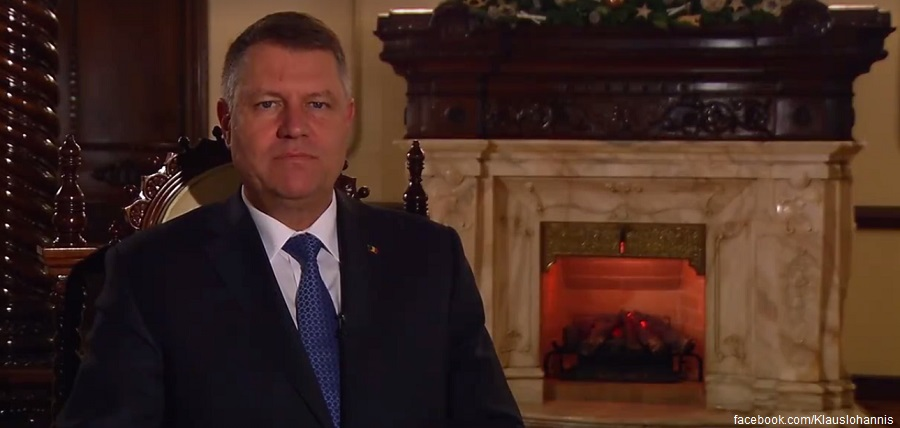 Iohannis: Spiritul Crăciunului constă în a celebra înțelegerea, suntem datori să ni-i amintim pe cei neajutorați