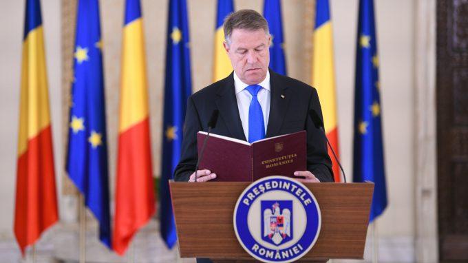 Iohannis: Temele referendumului – interzicerea amnistiei şi graţierii pentru infracţiuni de corupţie şi a adoptării OUG în domeniul judiciar