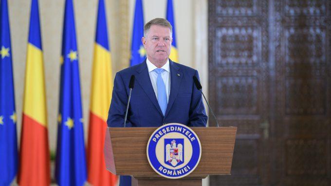 Iohannis: Voi convoca partidele parlamentare la prima rundă de consultări mâine, începând cu ora 11,00