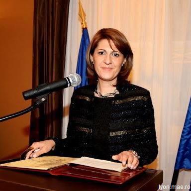 Gabriela Dancău propusă ambasador în Regatul Spaniei