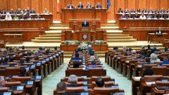 VIDEO – Iohannis către parlamentari: Nu faceţi rău societăţii mergând mai departe cu legile justiţiei