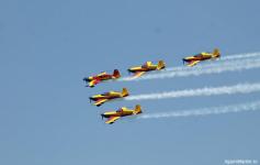 Iohannis, de Ziua Aviației Române și a Forțelor Aeriene: Aviatorii români – un exemplu demn de urmat