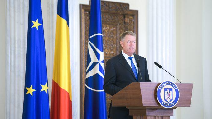 Iohannis, la BEC: Am strâns peste 2.200.000 de semnături; vreau o Românie normală