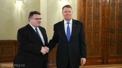 Iohannis subliniază importanţa unui mesaj consecvent şi puternic din partea statelor UE în solidaritate cu Marea Britanie
