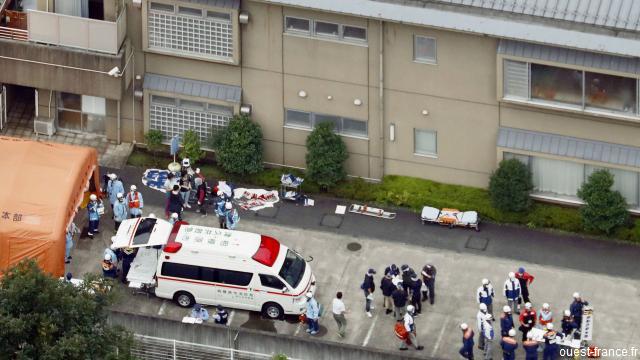 Japonia: Autorul atacului soldat cu 19 morți de la un centru pentru persoane cu handicap fusese internat într-un spital psihiatric