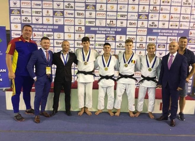 Judo: Românii au cucerit alte patru medalii de bronz la Cupa Europeană Under-21 de la Cluj-Napoca