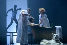 """""""Julio César"""", dirección Silviu Purcărete – en el Festival de Teatro de Almagro, el 28 y el 29 de julio de 2017"""