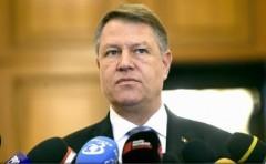 Klaus Iohannis: Politicienii se ocupă de grațierea propriilor dosare