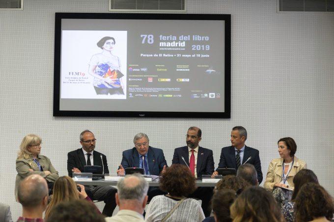 La 78º edición de Feria del Libro de Madrid. República Dominicana, país invitado