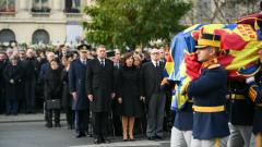 La funeraliile Regelui Mihai I, reprezentanți ai Caselor Regale internaționale și foștii suverani ai Spaniei