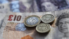 La libra amplía su caída y se sitúa en niveles de 1985