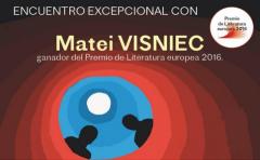 La literatura, ¿un campo de batalla? Encuentro excepcional con el escritor, dramaturgo y periodista Matei Vișniec
