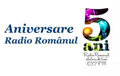 La mulți ani, Radio Românul! Aniversare 5 ani Radio Românul