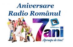 La mulți ani, Radio Românul! Aniversare 7 ani Radio Românul