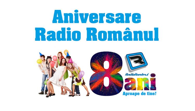 La mulți ani, Radio Românul! Aniversare 8 ani Radio Românul