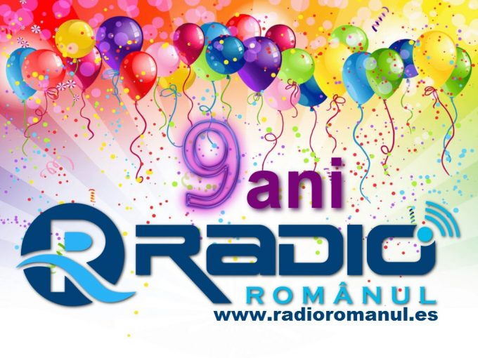La mulți ani, Radio Românul! Aniversare 9 ani Radio Românul