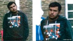 La policía alemana detiene al presunto terrorista sirio fugado